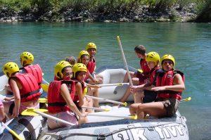 Rafting im Köprülü Canyon