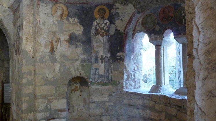 Die Nikolaus Kirche in Demre